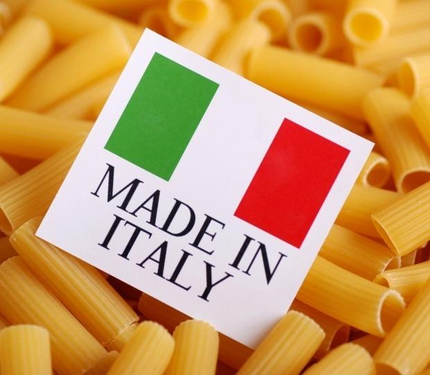 Buffet di pasta made in Italy