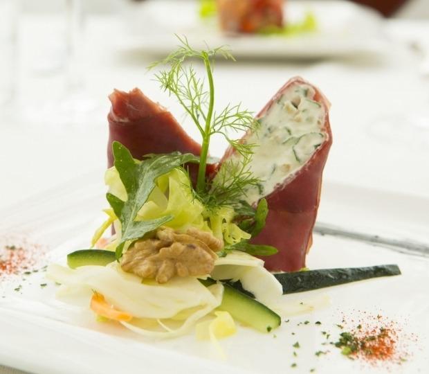 I piatti del ristorante Don Giovanni